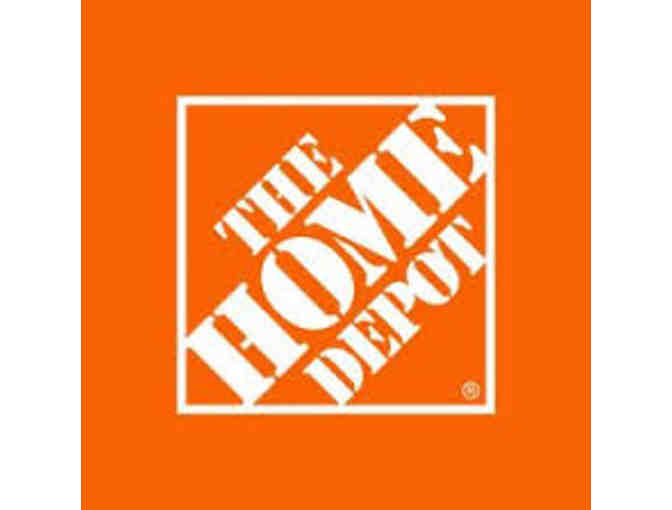 Home Depot $25 Gift Card