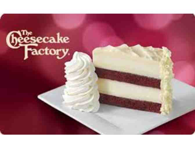 Cheesecake Factory $25 Gift Card