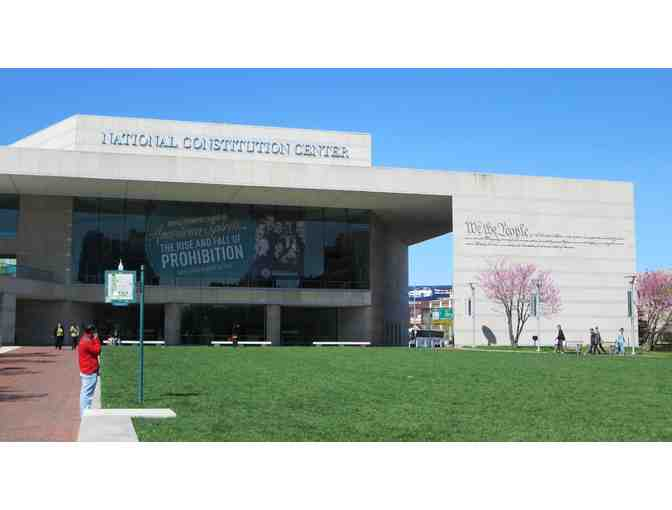 4 Passes to the National Constitution Center 'The Story of We The People' Exhibit