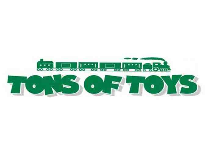 Tons of Toys (several locations in NJ) - $25 Gift Card (1 of 2)