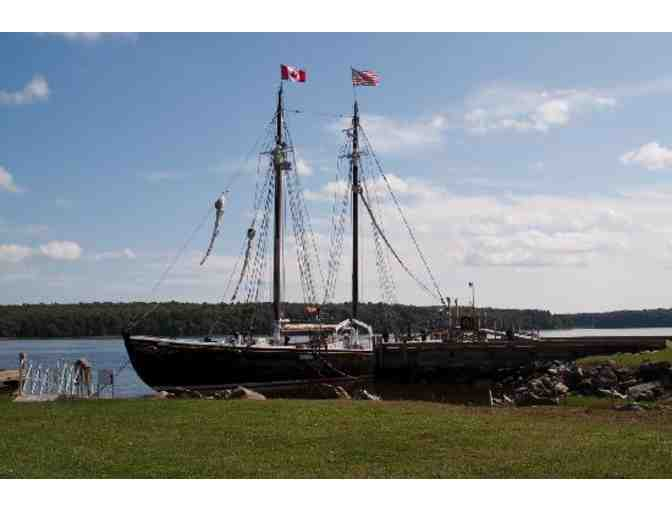 Maine Maritime Museum, Bath, Maine - Admission for Two