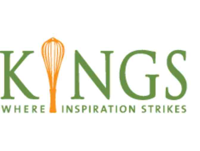 Kings Food Market (All Locations) - $50 Gift Card