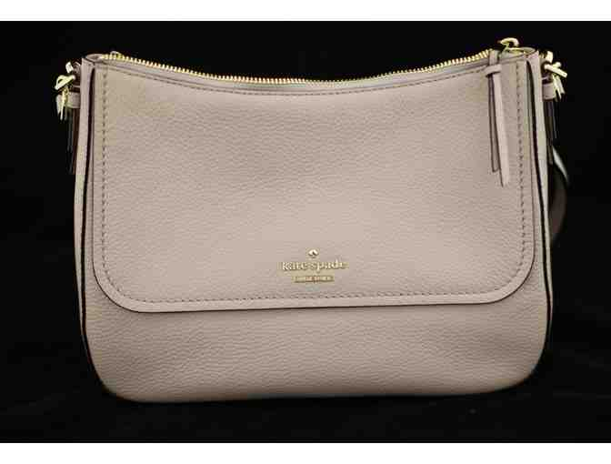 Kate Spade 'Colette' Handbag in Bone Grey