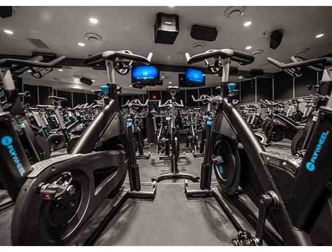 Private Ride for Up to 45 People at FlyWheel Sports in Millburn, NJ