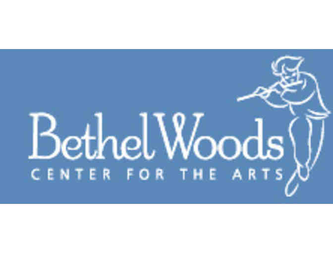 Museum at Bethel Woods, Liberty, NY - Four Adult Admissions