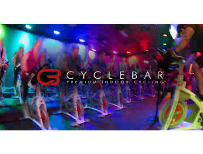 Enjoy a Private Group Ride at Cyclebar Livingston Premium Indoor Cycling