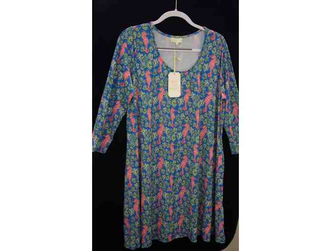 Simply Southern 'Pursuit of Preppiness' Caroline Dress - Large