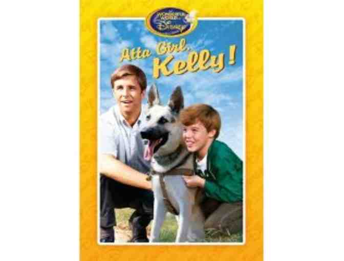 Disney's 'Atta Girl, Kelly!' DVD with Special Seeing Eye Bonus Track