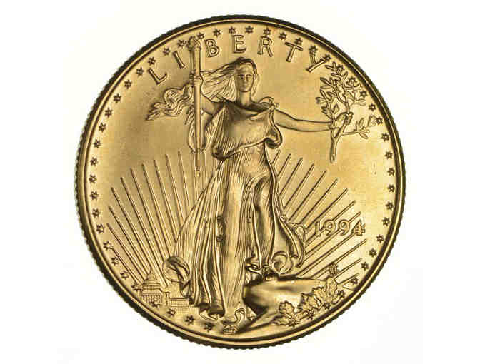 1994 One Ounce Gold American Eagle Coin
