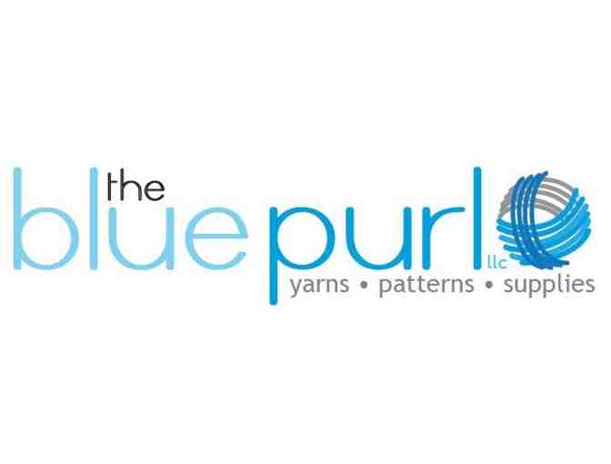 The Blue Purl - Madison, NJ - $50 gift card
