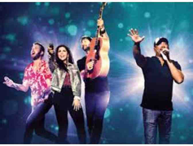 VIP Concert and Meet & Greet for 2 With Lady Antebellum & Darius Rucker