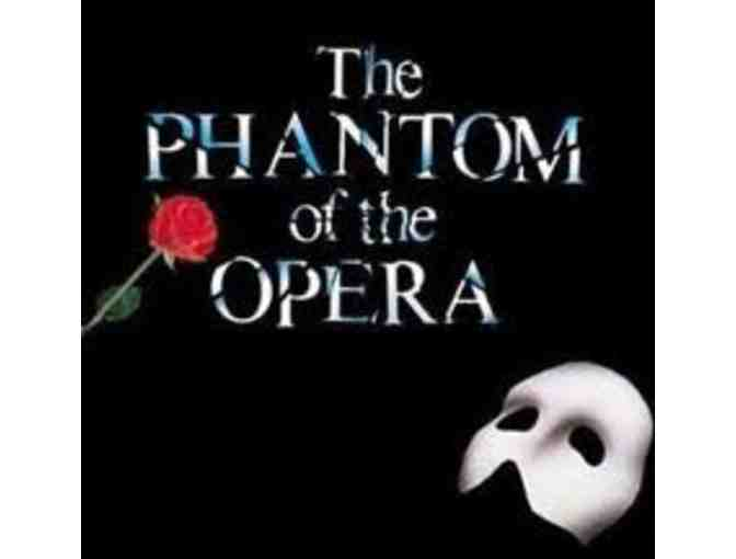 Two Orchestra Seats and Backstage Tour - The Phantom of the Opera on Broadway - Photo 1