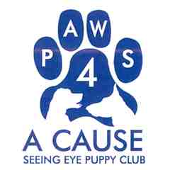 Paws 4 A Cause Seeing Eye Puppy Club