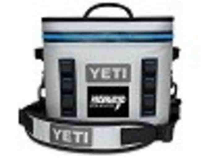 Yeti Hopper Flip 12 Cooler and Two Yeti Tumblers - Federated Insurance
