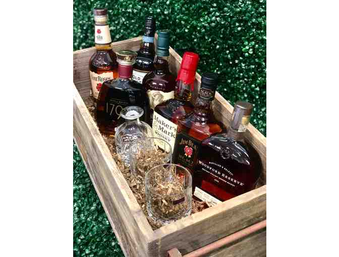 A Taste of Kentucky - Bourbon Basket - Express Funeral Funding