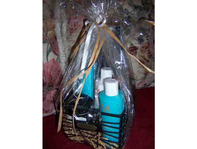 Gift Basket Premium Hair Products