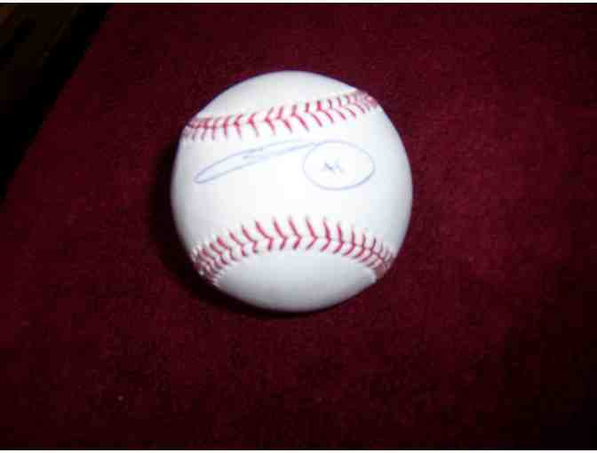 Boston Red Sox Chris Sales Autographed Baseball