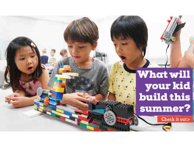 Play-Well TEKnologies - LEGO Engineering Workshop for 15 (Thurs. 5/25, 3pm)