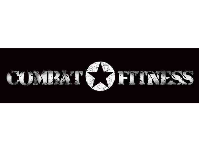 Combat Fitness 3 month membership with professional MMA training