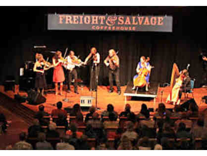 Music Performance at Freight & Salvage