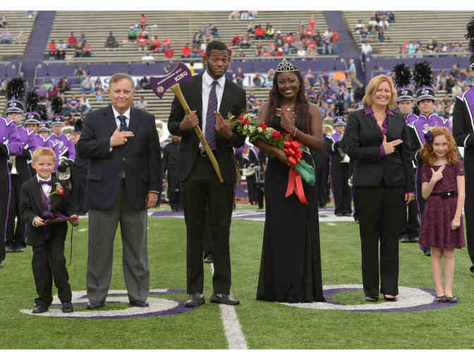 Children of the Court - Crown Bearer at SFA Homecoming 2020 - Photo 1