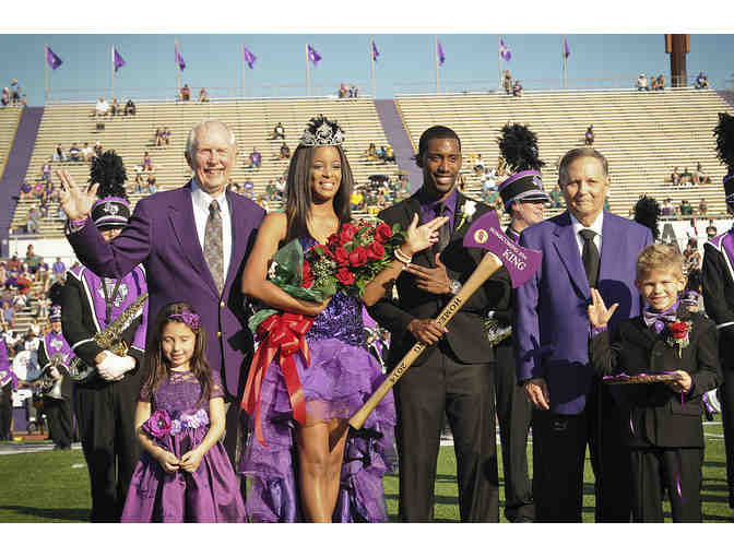 Children of the Court - Crown Bearer at SFA Homecoming 2020 - Photo 2