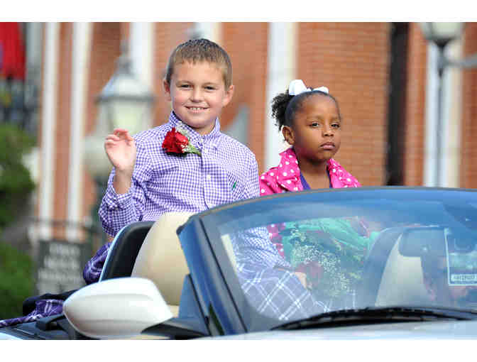 Children of the Court - Flower Girl at SFA Homecoming 2020 - Photo 3