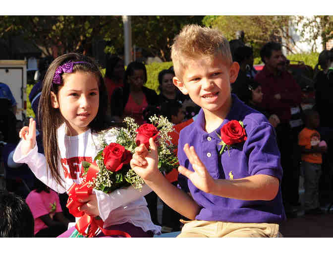 Children of the Court - Flower Girl at SFA Homecoming 2020 - Photo 4