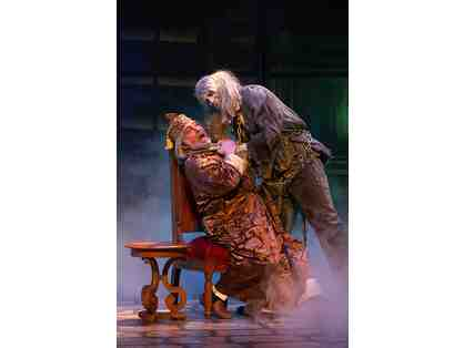 4 University Series Tickets to 'A Christmas Carol'