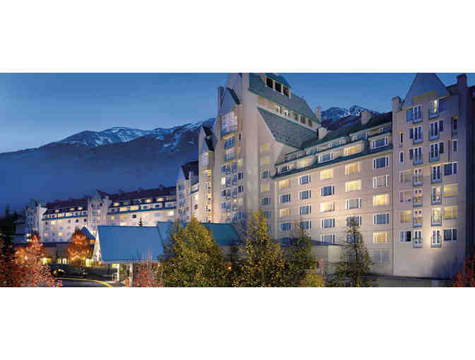 Fairmont Chateau Whistler (British Columbia) 3-Night Stay with Airfare for 2 - Photo 2