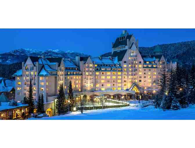 Fairmont Chateau Whistler (British Columbia) 3-Night Stay with Airfare for 2 - Photo 4