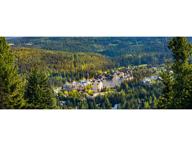 Fairmont Chateau Whistler (British Columbia) 3-Night Stay with Airfare for 2 - Photo 5