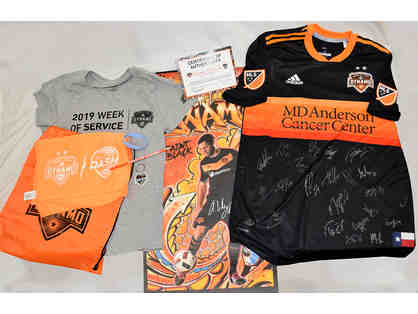 Houston Dynamo Fan Pack