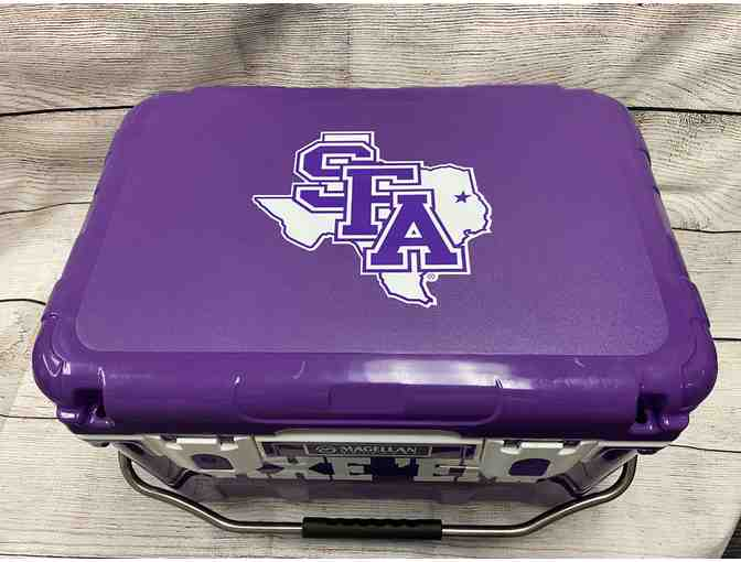 Purple Magellan Cooler- 20 QT