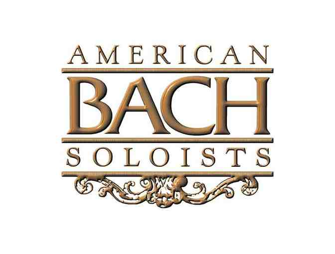 American Bach Soloists - Photo 1