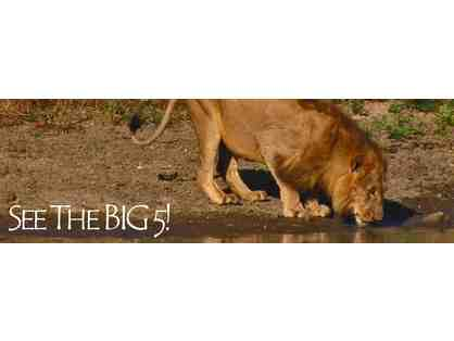 6-Night Big Five Safari Package for Two