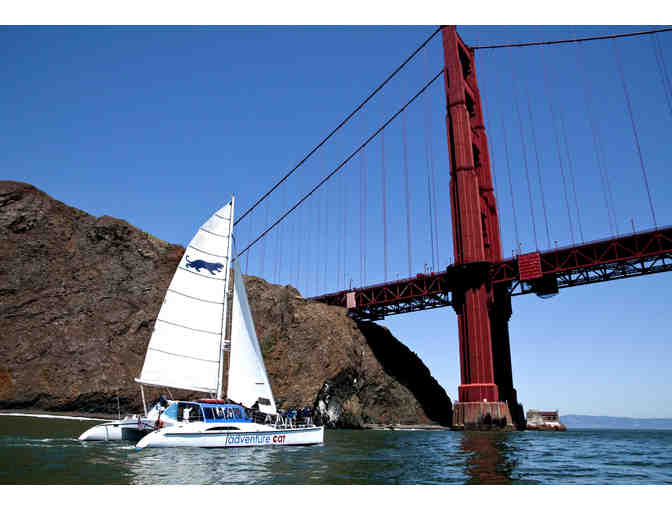 Exhilarating Bay Sail for two