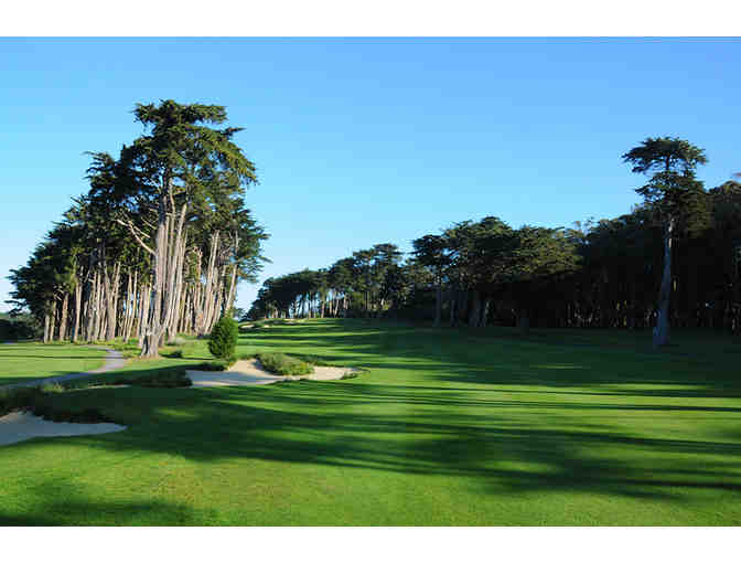 Four Rounds of Golf at Presidio Golf Club