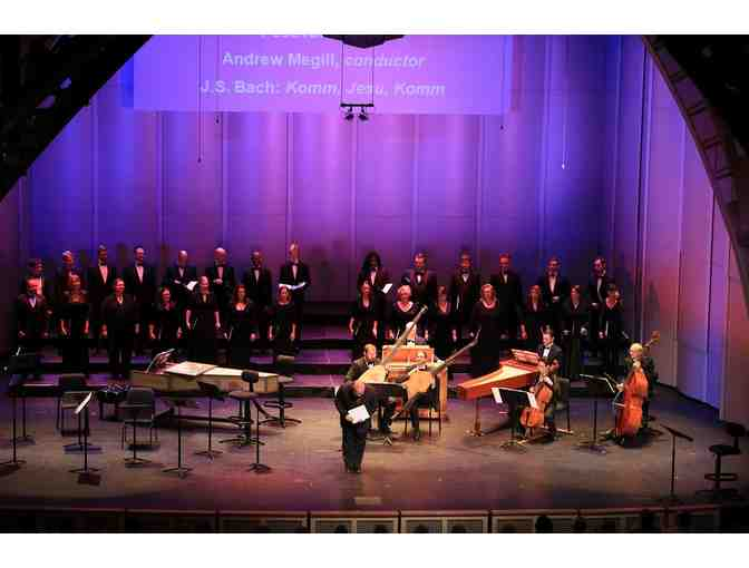 Four tickets to the 2017 Carmel Bach Festival