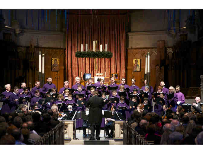 Christmas Concert at Grace Cathedral and Grand Tour