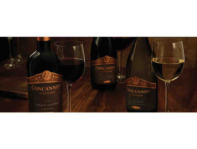 Tour and Tasting for Eight at Concannon Vineyard