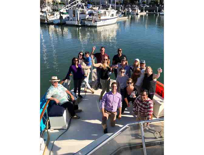 Fleet Week Yachting on the Bay & Champagne Tasting w/ Ruinart Ambassador Wendy Shoemaker - Photo 1
