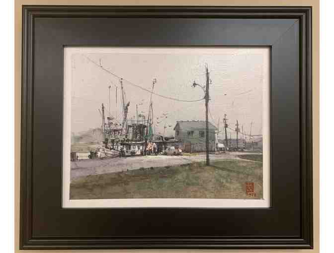 Delcambre Shrimp Boats