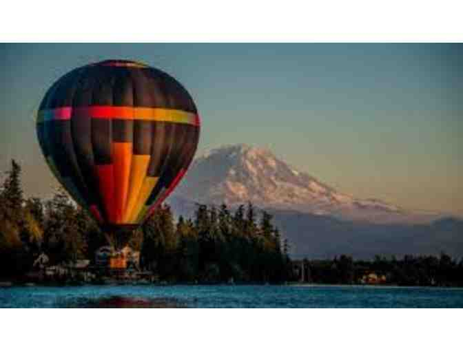 Hot Air Balloon Sunrise Flight for two