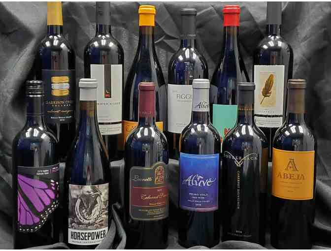 Exquisite Collection of Rare Washington Wines