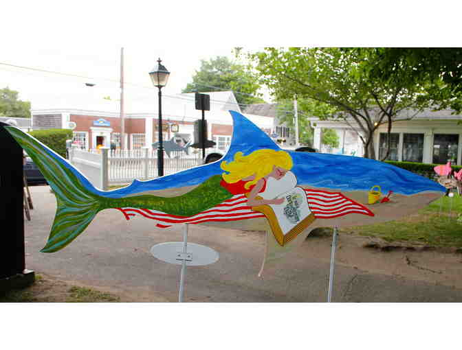 A Great Yarn's Shark in the Park - Photo 1