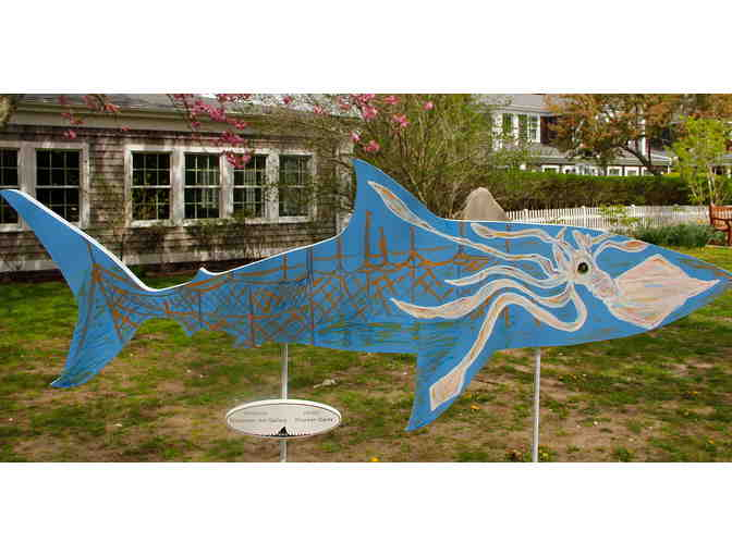 Nickerson Art Gallery's Shark in the Park - Photo 1