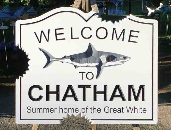 Welcome to Chatham Sign