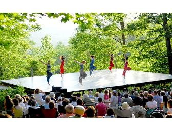 2 Tickets to Jacob's Pillow Dance