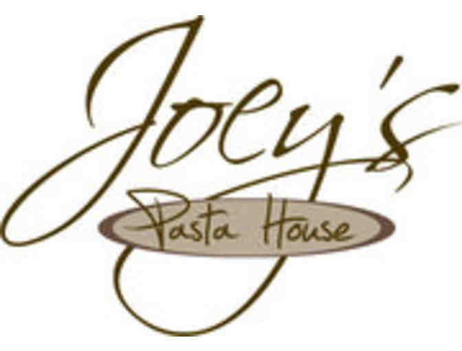 $100 - Joey's Pasta House Gift Certificate